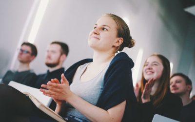 Ut av komfortsonen og inn i læringssonen